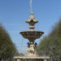фонтан :: Николай Холопов