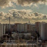 с 17 этажа :: Виктория Владимировна