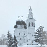 Вологда. Церковь св. Николая во Владычной слободе :: Наталья Кузнецова