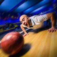 Dj in Bowling :: Андрей Копанев