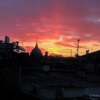 Утро Санкт-Петербурга :: Валерий Смирнов