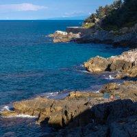 Море и скалы, Чефалу :: Witalij Loewin