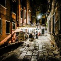 Вечером в Венеции :: Александр Кульневский