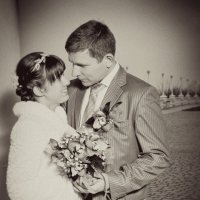 Anna & Vasiliy V. :: Дарья Казбанова