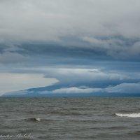 Ненастье на Байкале :: Константин Шабалин