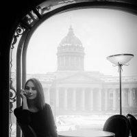Интерьерный портрет :: Евгений Андронов