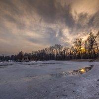 Тающие озеро :: Марат Макс