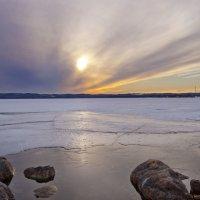 Озеро просыпается :: Зуля Нигаматулина