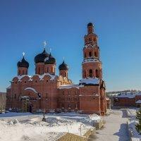 Свято Георгиевский мужской монастырь! :: Борис Кононов