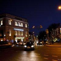 Ночная жизнь большого города :: Виктор М