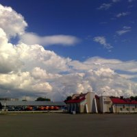горы облаков :: Александр Прокудин