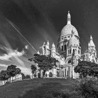 Базилика Святое Сердце, Париж :: Виталий Авакян