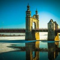 Мост зимой :: Игорь Вишняков
