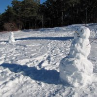 Снеговик :: veera (veerra)
