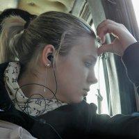 Мои фото наблюдения в автотранспорте :: Николай Сапегин