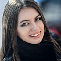 Портрет девушки! :: Inna Sherstobitova