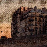 Ткань времени :: Виктор Никаноров