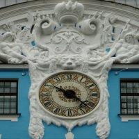 Часы :: Вера Щукина