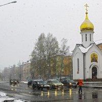Часовня. :: Евгений Голубев