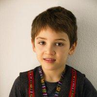 портрет мальчика Ivan :: Olga Kudryashova