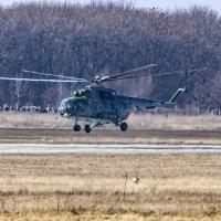 Взлет Ми - 8 :: Игорь Сикорский
