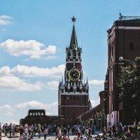 Спасская башня :: Tanya N