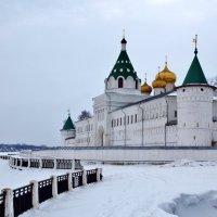 Ипатьевский монастырь :: Олег