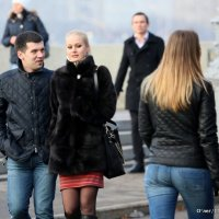 весенние взгляды :: Олег Лукьянов