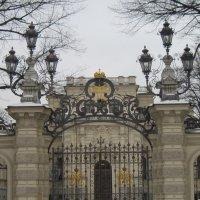 Великокняжеский дворец. 1882 год. :: Маера Урусова