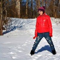 Зима продолжается) :: Семен Кактус