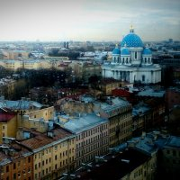 Вид из окна. СПБ. :: Галина Бельченко