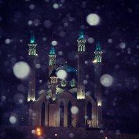 Снегопад в Казани :: AllaSaa