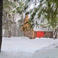 В снегопад :: Галина Новинская