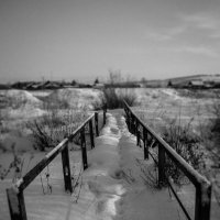 забытый мост :: Владимир Шустов
