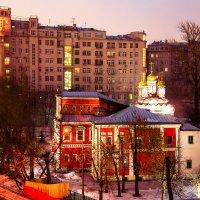 Городской пейзаж. :: Валерий Гудков