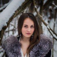 Зимний портрет :: Александра Андрющенко