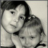 Сестры :: Лариса Карпушина