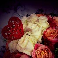 Дарите цветы весь год, а не на 8 марта! :: Ирина Крохмаль