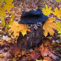 Хранитель леса... :: Андрей Балабуха
