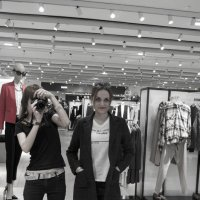 Маня и я :: Виктория Большагина