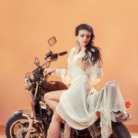 Moto Lady :: Марина Фадеева