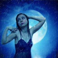 Сияние луны :: Андрей Ситников