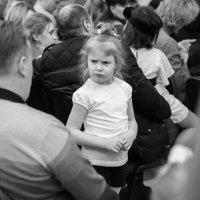 лицо из толпы :: Sofia Rakitskaia
