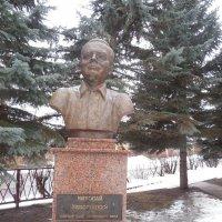Памятник в Тарусе :: Мила