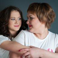 Мама с дочкой :: Мария Сидорова