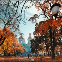 Никольский собор :: Цветков Виктор Васильевич