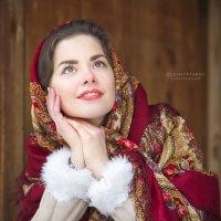 ...русская красавица :: Elena Tatarko (фотограф)