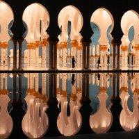 Абу Даби,Мечеть Шейха Заида. :: Рустам Илалов