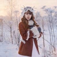 С кроликом) :: Светлана Никотина