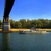 под животом моста :: Александр Прокудин